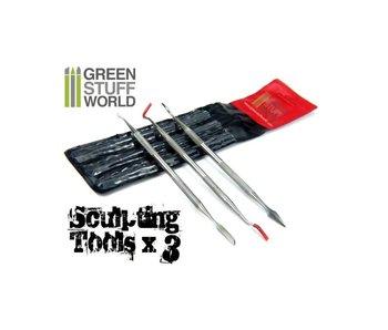 GSW 3x Sculpting Tools