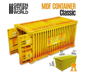 GSW Classic Shipping Container