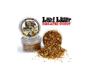 GSW Leaf Litter - Natural Leaves