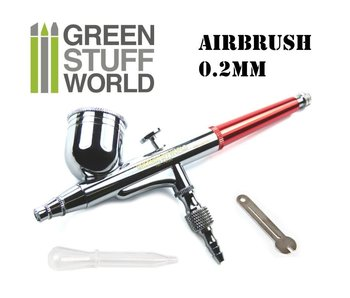GSW Dual-action GSW Airbrush 0.2 mm