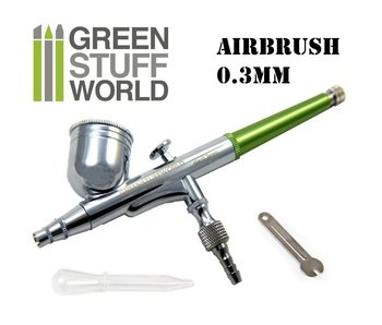 GSW Dual-action GSW Airbrush 0.3 mm