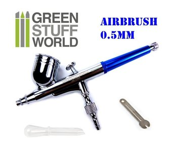 GSW Dual-action GSW Airbrush 0.5 mm