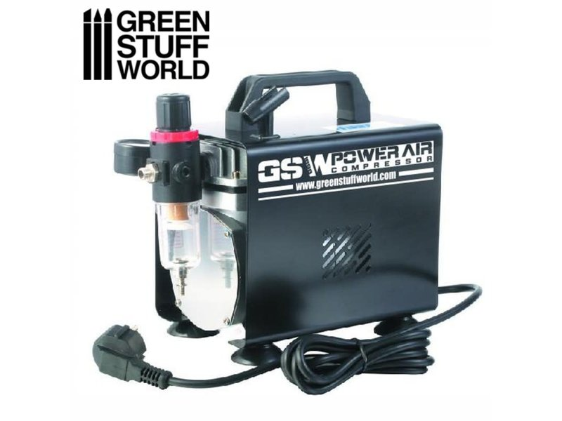 Green Stuff World GSW Airbrush Compressor