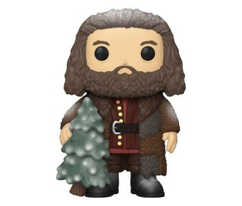 Pop! Harry Potter Holiday - 6 Inches Hagrid (3/12)
