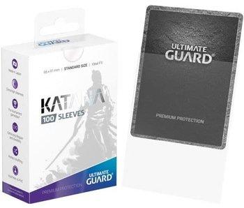 Ultimate Guard Sleeves Katana Clear 100Ct
