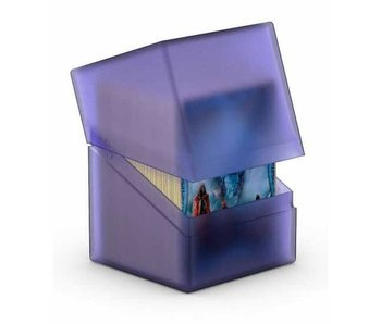 Ultimate Guard Deck Case Boulder 100+ Amethyst