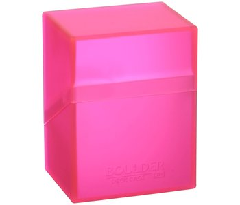 Ultimate Guard Deck Case Boulder 80+ Rhodonite (Pink)