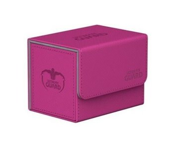 Ultimate Guard Deck Case Sidewinder 80+ Xenoskin Pink