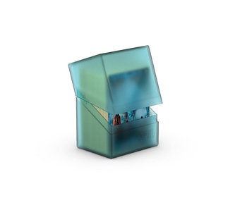 Ultimate Guard Deck Case Boulder 80+ Malachite (Teal)
