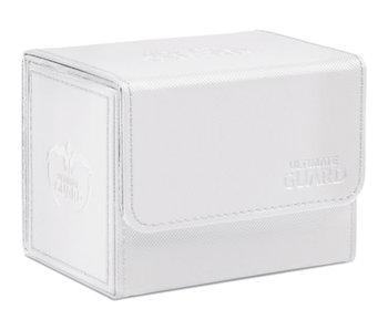 Ultimate Guard Deck Case Sidewinder 80+ Xenoskin White