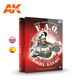 AK Interactive AK FAQ Scale Figures (English) Book