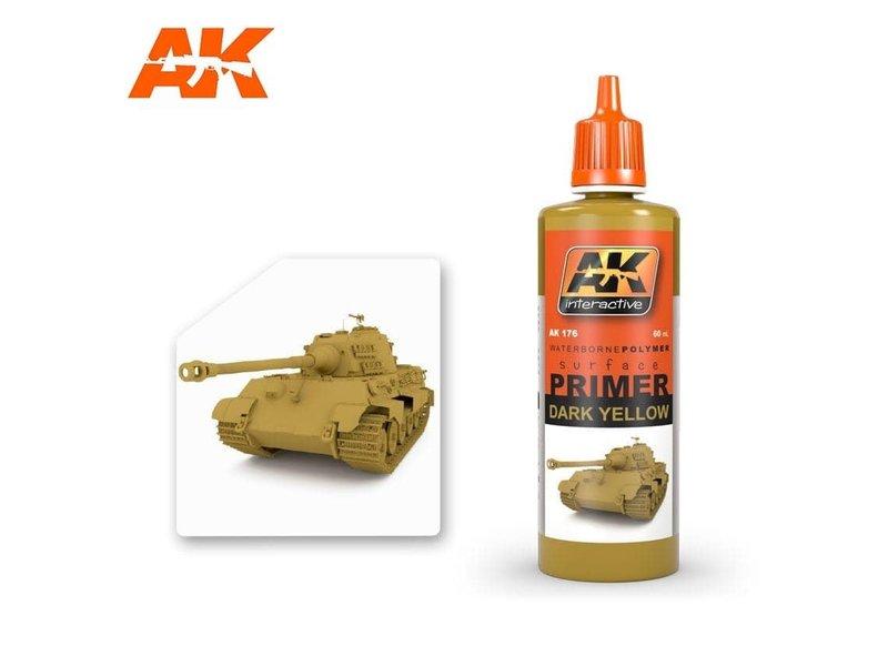 AK Interactive AK Interactive Dark Yellow Primer