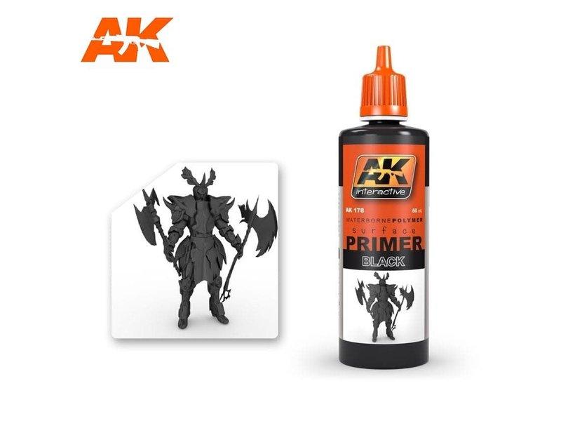AK Interactive AK Interactive Black Primer