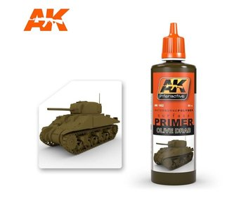 AK Interactive Olive Drab Primer