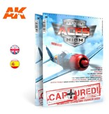 AK Interactive AK Interactive Issue 8. A.H. CAPTURED - English Book