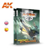AK Interactive AK Interactive Issue 15. FRENCH JET FIGHTERS - English Book