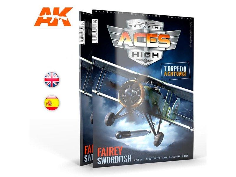 AK Interactive AK Interactive Aces High Magazine No 17 Torpedo Achtung! - English Book