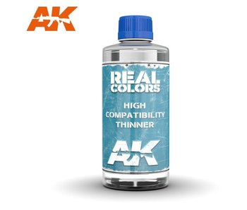 AK Interactive High Compatibility Thinner 400ml
