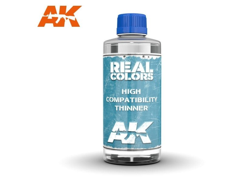 AK Interactive AK Interactive High Compatibility Thinner 400ml