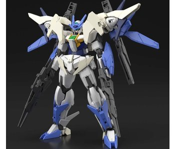 Bandai #39 1/144 00 Gundam New type (Tentative) Gundam Build Divers