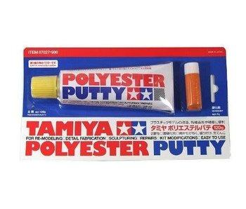 Tamiya Polyester Putty 120g (87027)