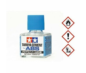 Tamiya Cement for Abs (40Ml) (87137)