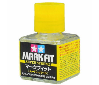 Tamiya Mark Fit Decal softener (Super Strong) (87205)
