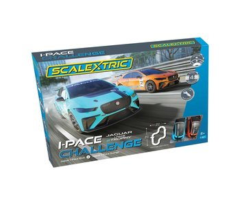 Scalextric Jaguar I-Pace Set (2 x Jaguar I-Pace)