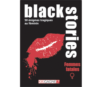 Black Stories - Femmes Fatales (Français)