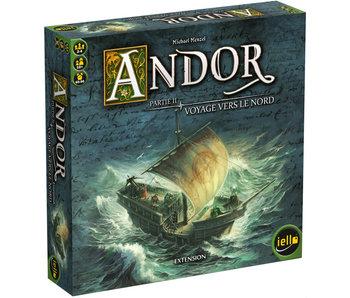 Andor Ext. - Voyage Vers Le Nord (Français)