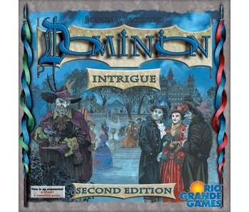 Dominion - Intrigue 2Nd Edition (English)
