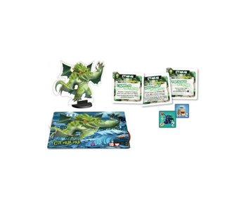 King Of Tokyo/Ny - Monster Pack - Cthulhu (Ext) (Fr)