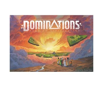 Dominations - Core Box - Road To Civ. (En)