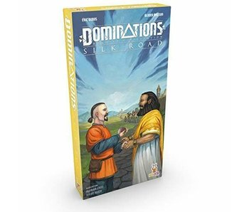 Dominations - Ext. Silk Road (En)