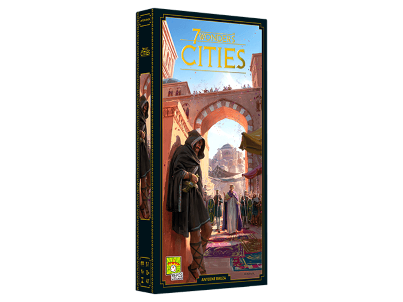 Repos Production 7 Wonders - Cities (New Edition)