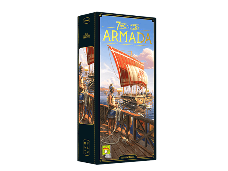 Repos Production 7 Wonders - Armada (New Edition)