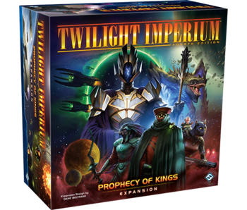 Twilight Imperium 4th Edition - Prophecy Of Kings