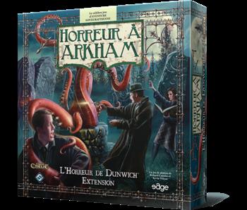 Horreur À Arkham - L'Horreur De Dunwich (Français)