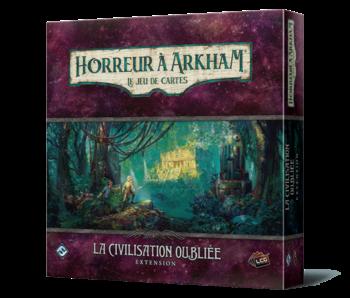 Horreur À Arkham JCE - La Civilisation Oubliée (Français)