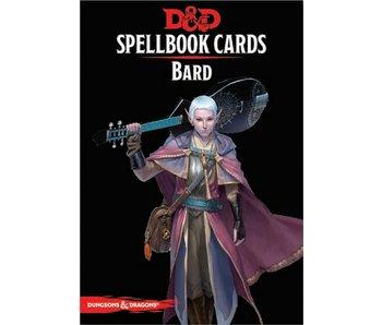 D&D - Spellbook Cards Bard