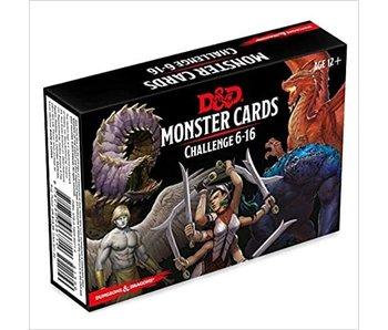 D&D - Monster Cards Challenge 6-16