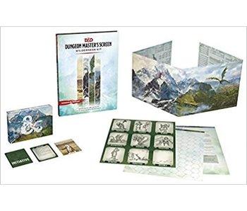 D&D - Dungeon Masters Screen Wilderness Kit