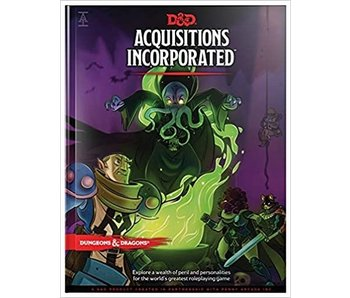 D&D - Acquisitions Incorporated (BOOK)