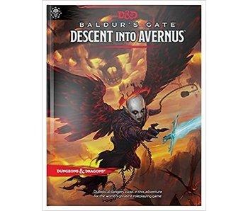 D&D - Baldurs Gate Descent Into Avernus (HC) (BOOK)