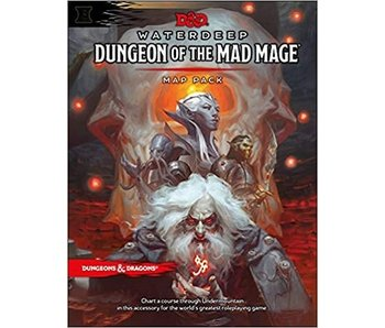 D&D - Waterdeep Dungeon of the Mad Mage - Map Pack 1