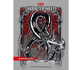 D&D - Character Sheets