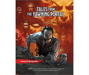 D&D - Tales from the Yawning Portal (BOOK)