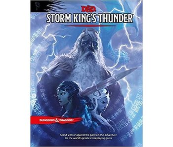 D&D - Storm Kings Thunder (BOOK)