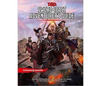 D&D - Sword Coast Adventure s guide (BOOK)