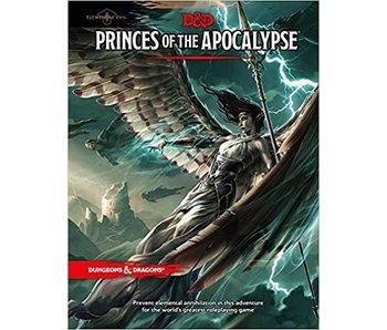 D&D - Princes Of The Apocalypse (BOOK)